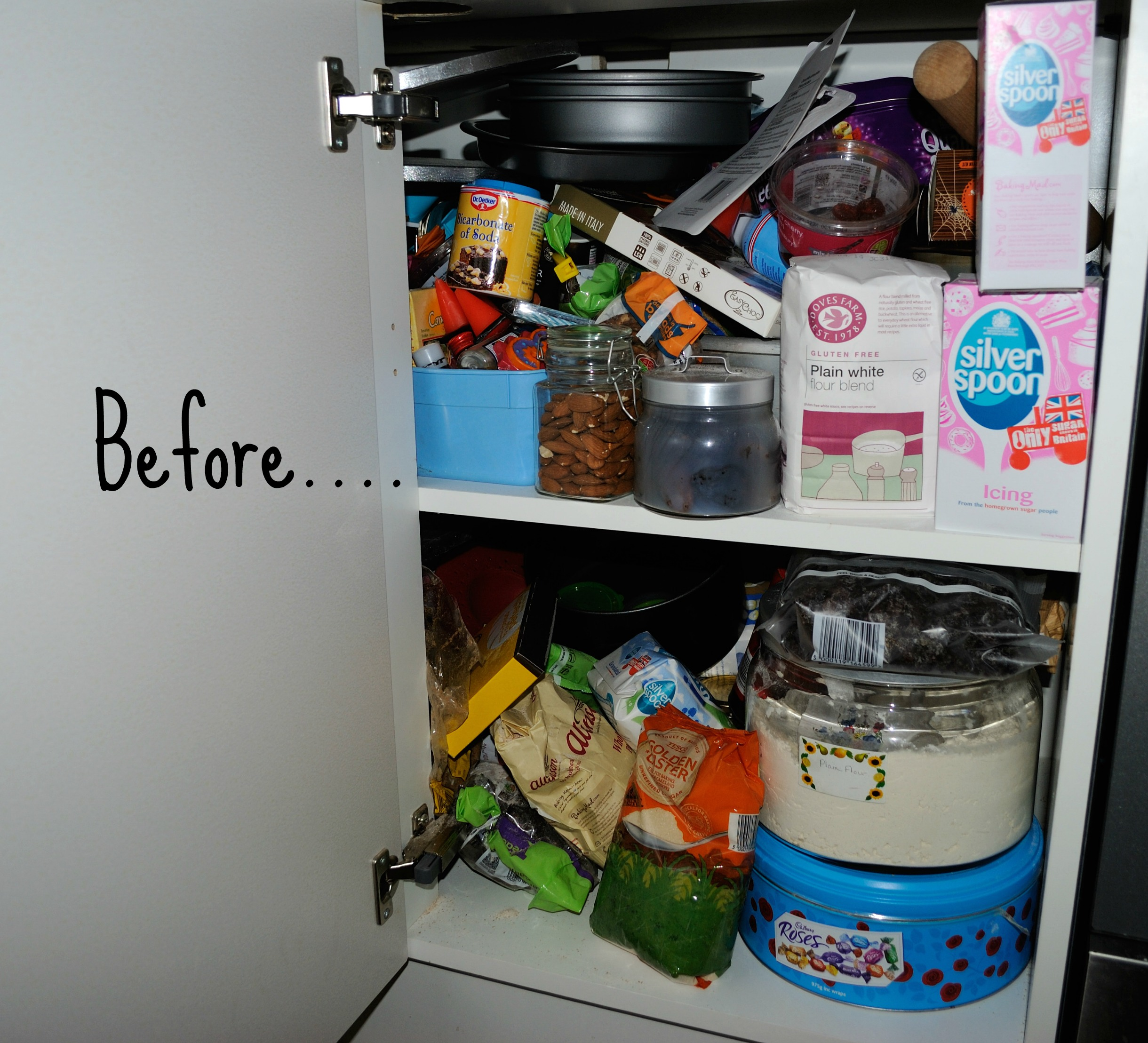 Baking cupboard 12