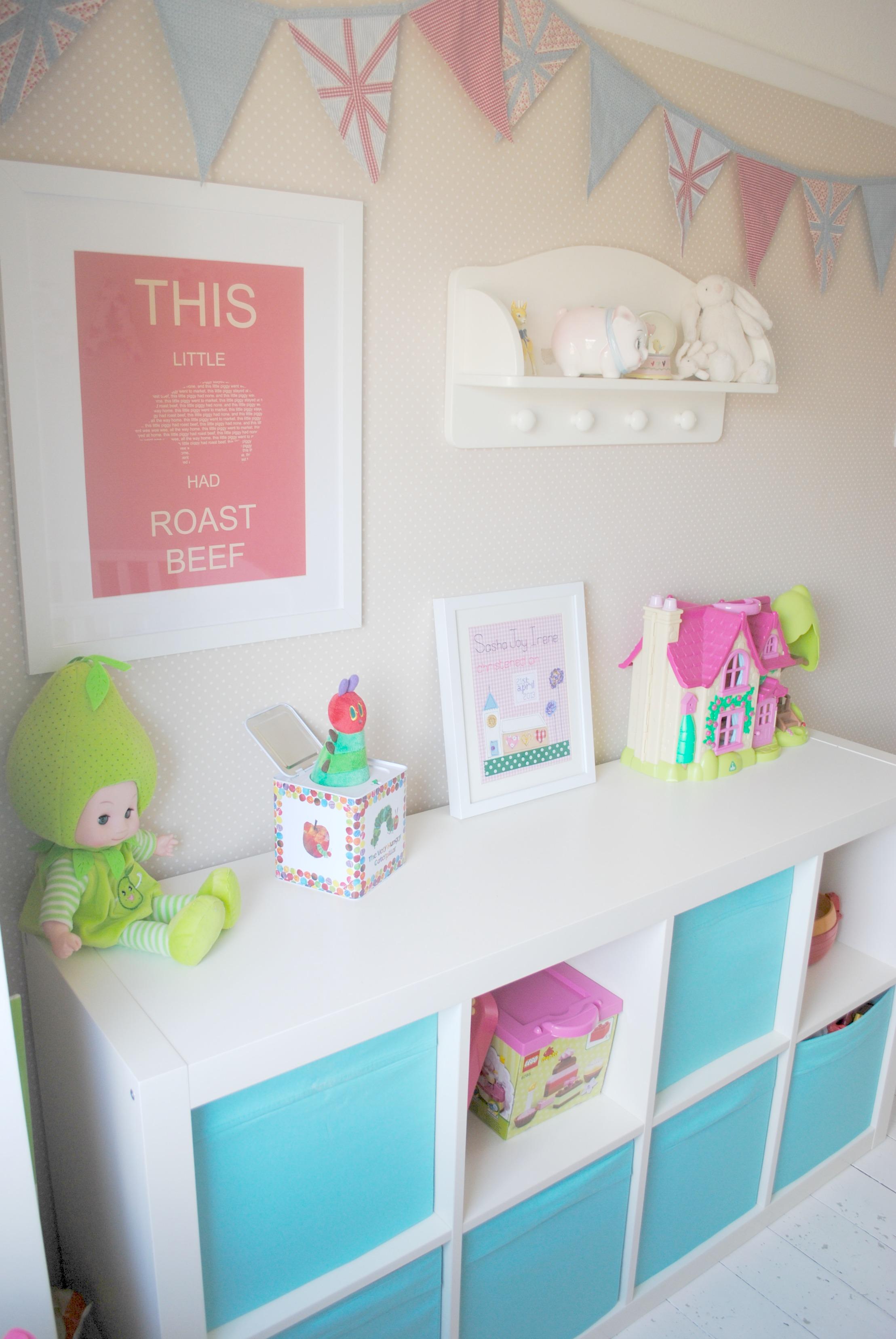sasha s room the spirited puddle jumper. Black Bedroom Furniture Sets. Home Design Ideas