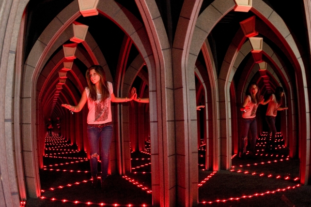 Mirror Maze Ripleys London